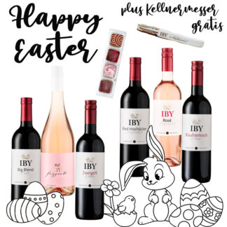IBY Happy Easter Paket